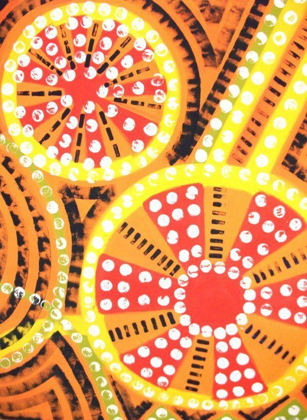 Carnival I Art Gallery SW Somerset Sue Hammond-Lovatt